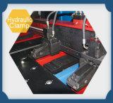 Máquina de perfuração grossa hidráulica da placa do CNC