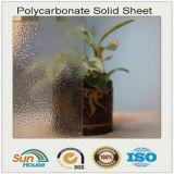 Cancelar a transmissão translúcida geada da folha 65% do policarbonato