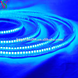 Blaues flexibles LED Streifen-Licht LED-SMD