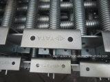 Soporte concreto del encofrado de la construcción Andamios de acero del sistema de Cuplock