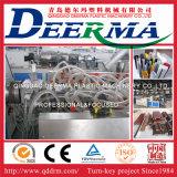 Des PVC-WPC Plastikprofil-Produktionszweig profil-Extruder-Machine/PVC hölzerner Plastik