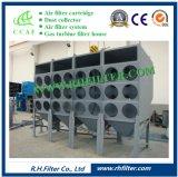 La vertical de Ccaf instala el colector de polvo del cartucho para la purificación del aire industrial