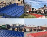 Strato impermeabile del tetto del PVC del peso leggero per il tetto di plastica