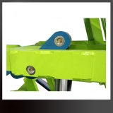 Портативный гидровлический двойной цилиндр Scissor подъемы автомобиля для сбывания