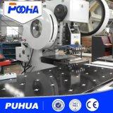 Platten-Loch CNC-lochende Maschine mit führender Plattform
