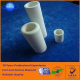 Tubo/tubo di ceramica dell'allumina di resistenza di abrasione per l'impianto termoelettrico