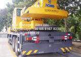 XCMG Qy50ka 50ton 똑바른 팔 트럭 기중기