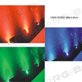 卸し売り白およびRGBW LEDのズームレンズのスタジオライト