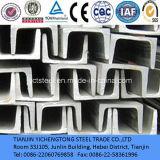 Канал нержавеющей стали с свободно образцом