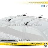 Treasurall 차 부속품 알루미늄 차 루프랙 가로장 Rb 005
