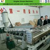 PC/PP/PE de plastic Holle Verpakkende Machine van de Extruder van de Productie van het Comité/van het Blad