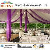 Pole Tent mit Decorating Lining für Wedding