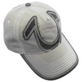 革アップリケGjwd1715の洗浄された野球帽をカスタム設計しなさい