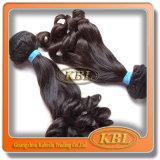 Человеческие волосы Exntensions Fumi волос Weave бразильские