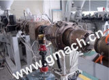 HDPEの管の放出ラインのための放出の溶解ギヤポンプ