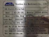 бак нагрева электрическим током нержавеющей стали 100L смешивая (ACE-JBG-T1)