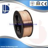 変化芯を取られたろう付けの合金銅及び亜鉛溶接ワイヤ(RBCuZn-A)