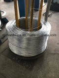 Eletro e fio obrigatório galvanizado Quente-Mergulhado do ferro