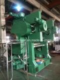 avec le moulin de calandrement en caoutchouc de roulis de GV ISO9001 trois de la CE, machine en caoutchouc de calendrier