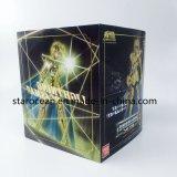 Plastikhülsen, die für Spielwaren mit UVdrucken verpacken