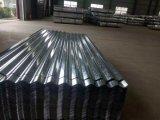 Qualität galvanisiertes gewölbtes Stahlblech