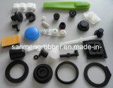 Parti di gomma modellate della plastica di silicone (SMC-036)
