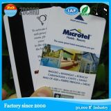 Tarjeta reescribible de la tarjeta RFID de la raya magnética del PVC