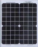 Mono панель солнечных батарей 5W для системы -Решетки