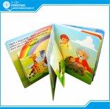 Impression de livre d'enfants de carton de livre À couverture dure