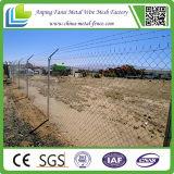 Handelssicherheits-Ketten-Draht-Zaun mit Widerhaken 3