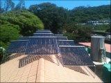 Эвакуированная фабрика сборника пробки солнечная термально