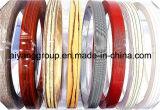 산동성에서 가구를 위한 단단한 PVC 가장자리 밴딩