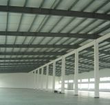 Struttura d'acciaio moderna Workshop/Warehouse