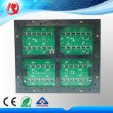 Module de publicité polychrome d'Afficheur LED de l'écran P16 RVB de panneau de module de l'IMMERSION extérieure imperméable à l'eau DEL