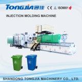 Máquina especial del moldeo a presión de la máquina del cubo de basura plástico de la infraestructura