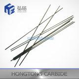 De Staven van het Carbide van het wolfram voor CNC Scherpe Hulpmiddelen