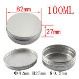 100ml Kruik van de Room van het aluminium de Kosmetische (NAL0105)