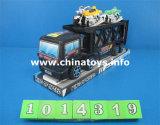 Пластмасса подарка промотирования трейлера трением Toys автомобиль (1014321)