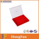 Empujar y tirar de resbalar el rectángulo de papel de embalaje del regalo del cajón