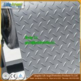 Strato di gomma industriale dello strato del diamante del rullo di gomma naturale di colore di gomma del rullo