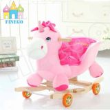 Animales de peluche Rocking Horse Toys Rocking Chair