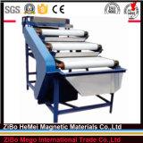 マンガンの鉱石、水晶鉱物の機械装置のための磁気ローラーの分離器