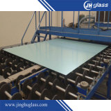 miroir en verre en aluminium de peinture grise à couche double de 2mm pour la gymnastique