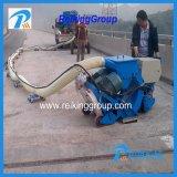 Máquina móvil del chorreo con granalla de la superficie de la carretera concreta