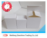 Tarjeta de papel de marfil revestida para empaquetar