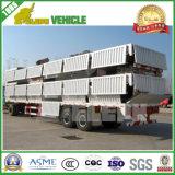 De zij Open Aanhangwagen van de Lading van de Vrachtwagen van het Vervoer Semi voor Verkoop