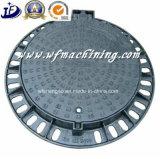 중국 주조 빗물을%s 연성이 있는 철 맨홀 뚜껑