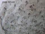 Manteau de fourrure d'article truqué d'ouatine des enfants 100%Polar