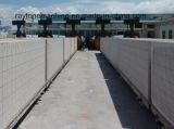 軽量AACのコンクリートの壁のパネルのブロック(オートクレーブに入れられた通気されたコンクリート)