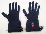 7.4V、2000mAhの熱くする手袋はさみ金は電池のパック、8.4V、2Aを充電器二倍になる旅行防水する
